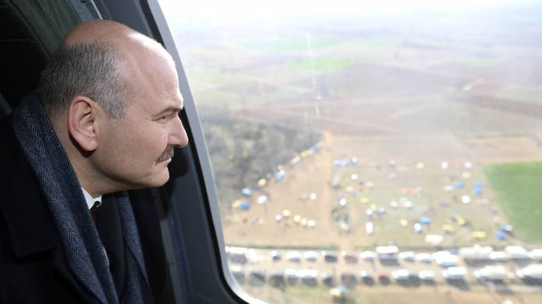 Κορωνοϊός - Τουρκία: Παραιτήθηκε ο υπουργός Εσωτερικών Σουλεϊμάν Σοϊλού