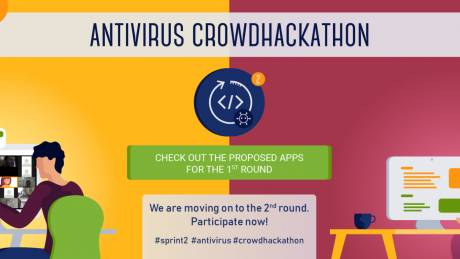 Antivirus Crowdhackathon: Οι εφαρμογές που ξεχώρισαν στον πρώτο κύκλο