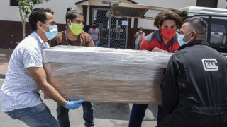 Κορωνοϊός στον Ισημερινό: Πάνω από 700 πτώματα απομακρύνθηκαν από σπίτια στην πόλη Γουαγιακίλ