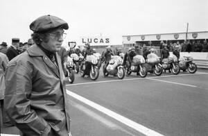1970, Γαλλία. Ο Στιβ ΜακΚουίν στο Λε Μαν.