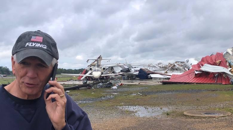 Τουλάχιστον έξι νεκροί στην πολιτεία Μισισίπι εξαιτίας ανεμοστρόβιλων