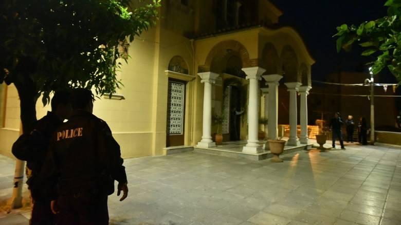 Άφαντος ο ιερέας που κοινωνούσε σε εκκλησία στο Κουκάκι