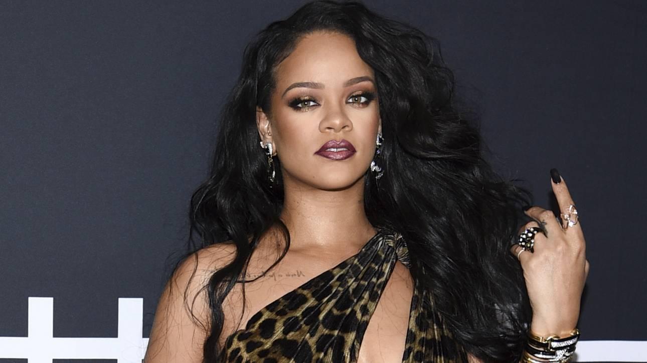Rihanna: Προσφέρει 2,1 εκατομμύρια δολάρια για τα θύματα ενδοοικογειακής βίας