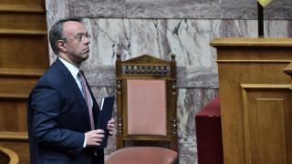 Κορωνοϊός - Σταϊκούρας: Κάθε συνεισφορά στον αγώνα της πολιτείας είναι πολύτιμη
