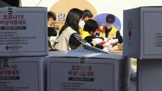 Κορωνοϊός - Νότια Κορέα: Αυξάνεται ο αριθμός των ασθενών που ανάρρωσαν και βρέθηκαν και πάλι θετικοί