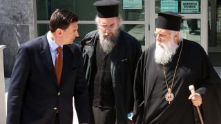 Κέρκυρα: Για τις 25 Μαΐου ορίστηκε η δίκη του μητροπολίτη για την τέλεση λειτουργίας