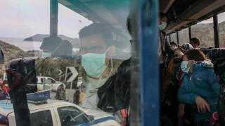 Κορωνοϊός - ΔΟΜ: Περισσότεροι από 2.000 αιτούντες άσυλο στα νησιά θα μεταφερθούν σε άλλες δομές