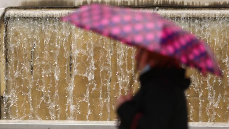 Καιρός: Τοπικές βροχές και σποραδικές καταιγίδες σήμερα - Πού θα «χτυπήσουν»