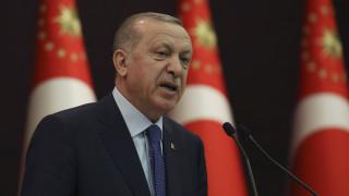 Κορωνοϊός - Ερντογάν: Nέα 48ωρη καραντίνα - Στους 1.296 οι νεκροί στην Τουρκία