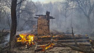 Φωτιά στο Τσερνόμπιλ: Για «κίνδυνο ραδιενεργής ακτινοβολίας» προειδοποιεί η Greenpeace