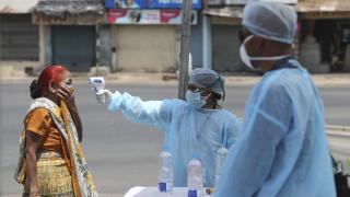Κορωνοϊός - Ινδία: Αλματώδης αύξηση κρουσμάτων και παράταση μέτρων περιορισμού