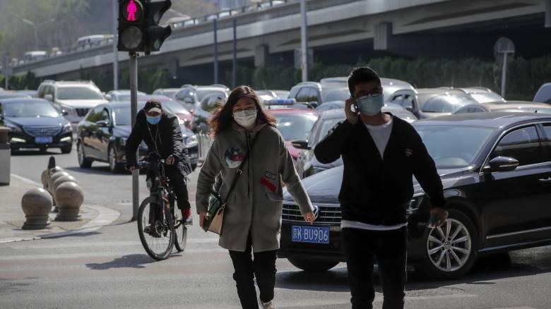 Κορωνοϊός - Κίνα: 89 νέα κρούσματα το τελευταίο 24ωρο
