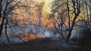 Τσερνόμπιλ: Κατασβέστηκε η φωτιά κοντά στο πρώην πυρηνικό εργοστάσιο