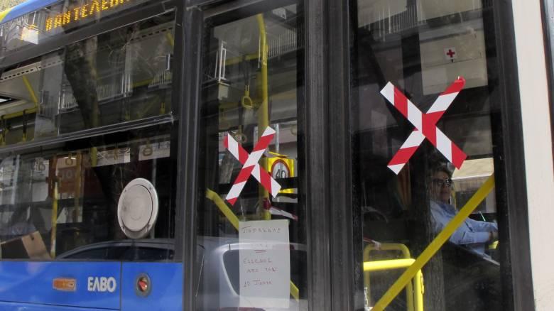 Κορωνοϊός: Μειωμένη ως και 90% η επιβατική κίνηση της αστικής συγκοινωνίας στη Θεσσαλονίκη