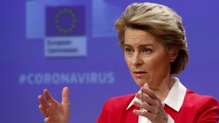Κορωνοϊός: Η Κομισιόν καλεί την ΕΕ σε κοινή στρατηγική εξόδου από το lockdown