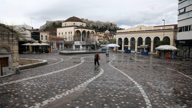 Κορωνοϊός: Η νόσος φθίνει, λέει ο καθηγ. Τσιόδρας - 25 νέα κρούσματα, 101 οι νεκροί στη χώρα μας