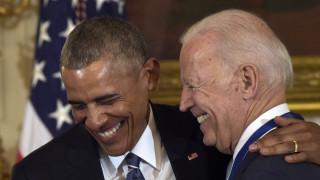 ΗΠΑ: Ο Ομπάμα στηρίζει τον Μπάιντεν για την προεδρία