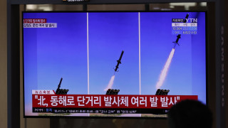CNN Spotlight - Βόρεια Κορέα: Δοκιμαστική εκτόξευση πυραύλου μικρού βεληνεκούς