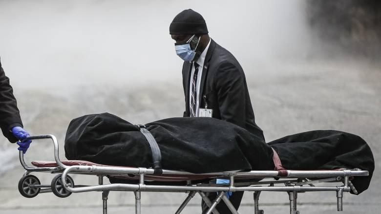 Κορωνοϊός: Ξεπέρνουν τους 123.900 οι νεκροί της πανδημίας παγκοσμίως