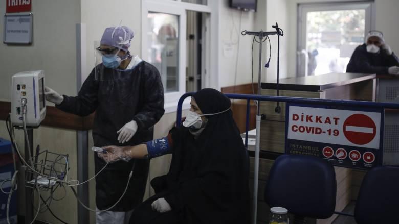Κορωνοϊός: Θλιβερός ο απολογισμός στην Τουρκία – Τι είναι η «μέθοδος του συνδυασμού»