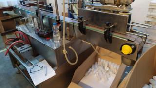 Το ΣΔΟΕ κατάσχεσε νέα μεγάλη ποσότητα αντισηπτικών σε παράνομο παρασκευαστήριο