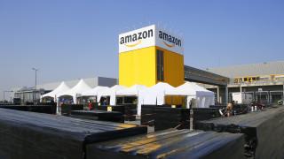 Κορωνοϊός: Η Amazon απειλεί να αναστείλει τις δραστηριότητές της στη Γαλλία