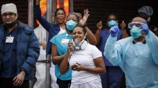 Κορωνοϊός - Νέα Υόρκη: Ενθαρρυντική η μείωση των εισαγωγών σε νοσοκομεία