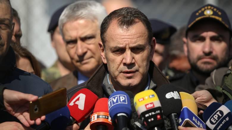 Παναγιωτόπουλος: Χορήγηση αδειών στους μαθητές των στρατιωτικών σχολών μετά τις 27 Απριλίου