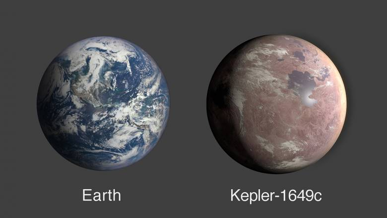 Βρέθηκε εξωπλανήτης που μοιάζει εντυπωσιακά πολύ με τη Γη