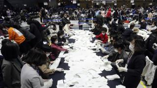 Κορωνοϊός: Εκλογές στη Νότια Κορέα εν μέσω πανδημίας - Κέρδισε το κόμμα του Μουν Τζε-ιν