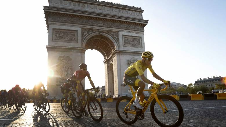 Στα τέλη Αυγούστου το Tour de France λόγω κορωνοϊού