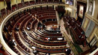 CNN Spotlight – Μαδρίτη: Ενός λεπτού σιγή στο ισπανικό Κοινοβούλιο για τα θύματα του κορωνοϊού