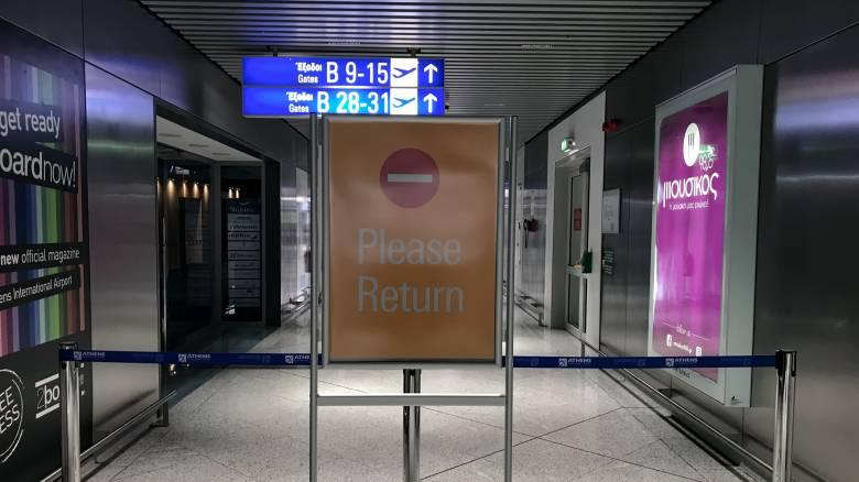 Κορωνοϊός - Χαρδαλιάς: Για ποιες πτήσεις παρατείνεται η αναστολή