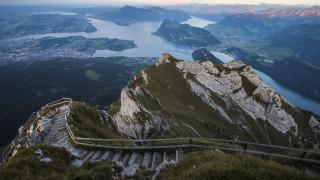 Ελβετία: Το μυστήριο με το βουνό «Πιλάτος» στη Λουκέρνη