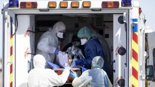 Κορωνοϊός – Ελβετία: Ξεπερνούν τους 1.000 οι νεκροί – Σταδιακή χαλάρωση των μέτρων