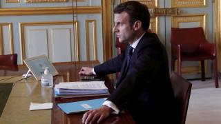 Προειδοποίηση Μακρόν: Η ΕΕ θα καταρρεύσει αν δεν θεσπιστεί ταμείο διάσωσης