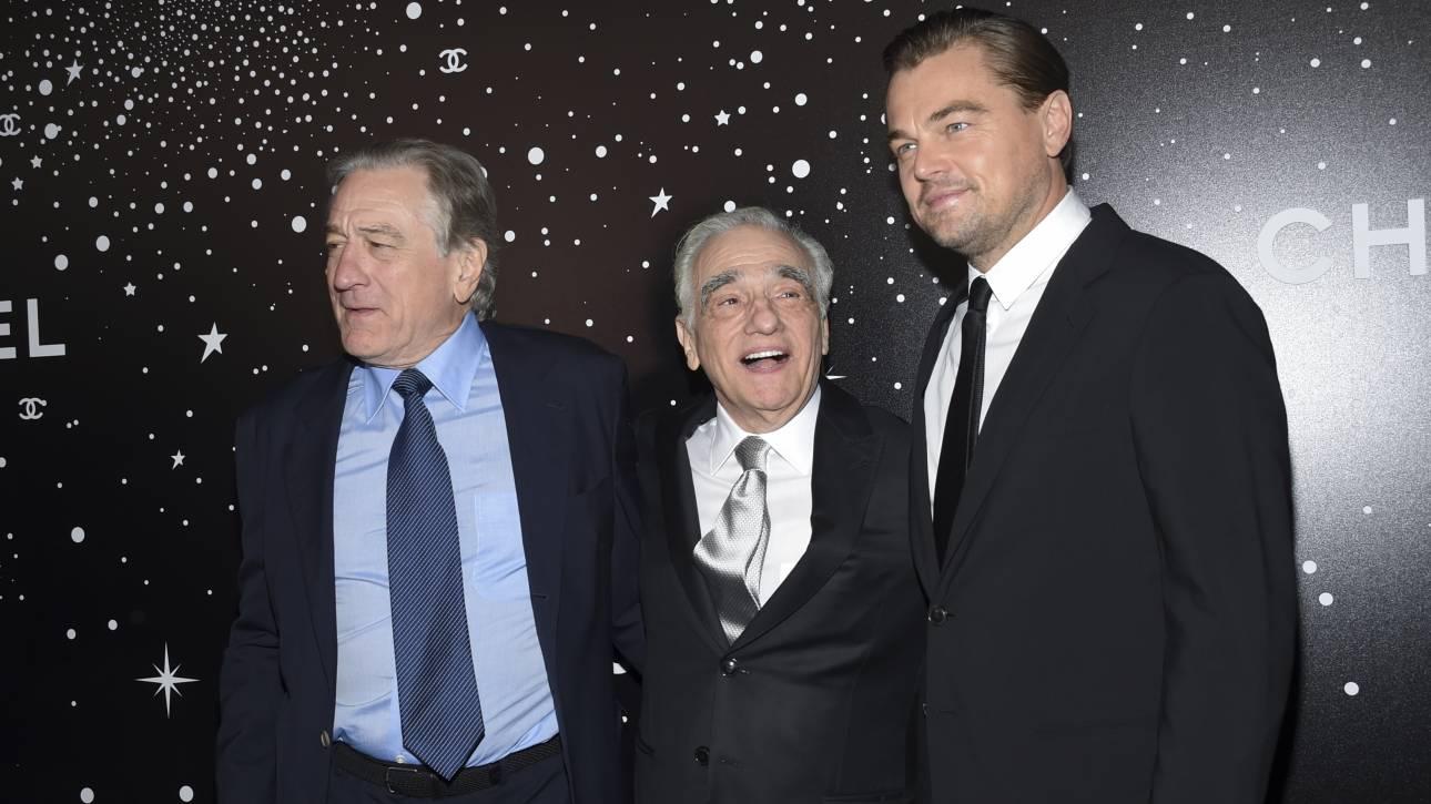 Μάρτιν Σκορσέζε: Δίνει σε όλους την ευκαιρία να βρεθούν στα γυρίσματα της νέας του ταινίας