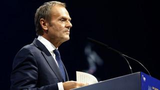 Ντόναλντ Τουσκ: Οι Γερμανοί και οι Ολλανδοί δεν θα συμφωνήσουν σε κορωνο-ομόλογα