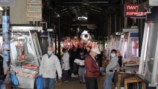 Πάσχα 2020: Το αδιαχώρητο στη Βαρβάκειο αγορά