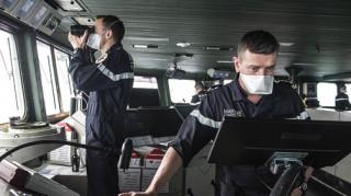 Κορωνοϊός: Αύξηση των κρουσμάτων στο γαλλικό ναυτικό