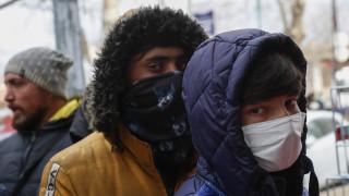 ΗΠΑ: Βοήθεια 500.000 δολαρίων στην Ελλάδα για την προστασία προσφύγων από τον κορωνοϊό