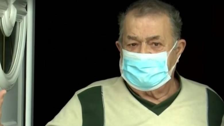 Κορωνοϊός: Πατέρας και γιος νίκησαν τον ιό και πήραν εξιτήριο