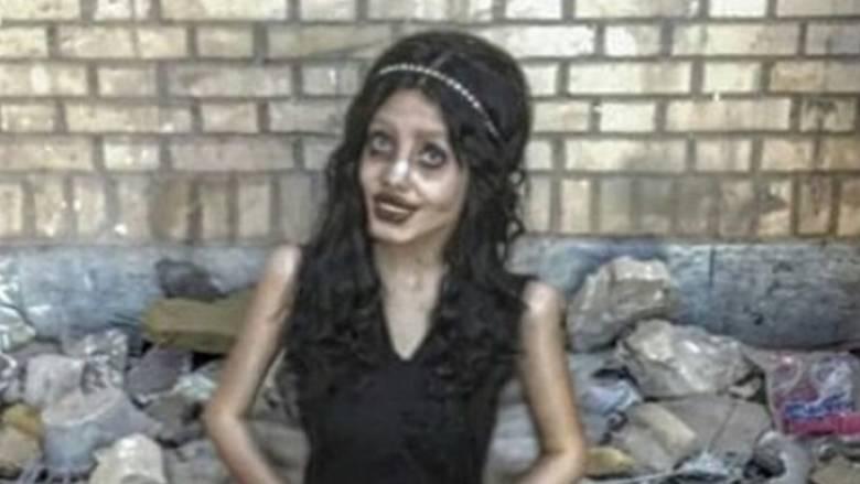 Κορωνοϊός: Η... ζόμπι «Αντζελίνα Τζολί» του Ιράν προσβλήθηκε από τον ιό