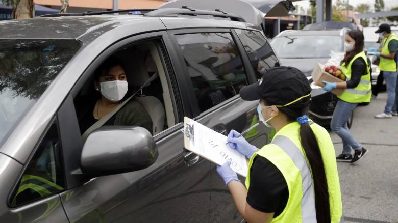 Μελέτη: Μεγαλύτερος ο αριθμός των κρουσμάτων στην Καλιφόρνια από τα επίσημα στοιχεία
