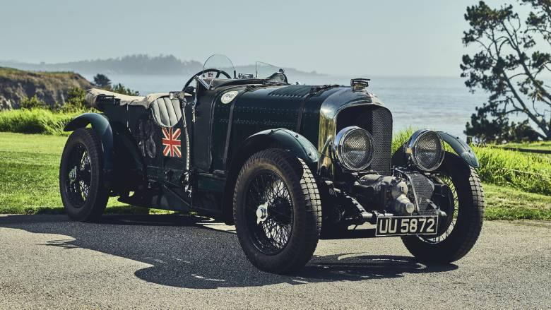 Αυτοκίνητο: Γιατί η Bentley σκάναρε ψηφιακά ολόκληρη τη θρυλική Birkin Blower του 1929;