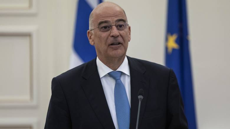 Επικοινωνία Δένδια με ύπατο εκπρόσωπο της ΕΕ και Αιγύπτιο ΥΠΕΞ για Τουρκία - Λιβύη