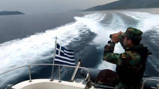 Μυτιλήνη: Απόπειρα προώθησης λέμβου με αλλοδαπούς από τουρκικές ακταιωρούς