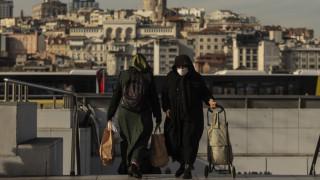 Κορωνοϊός: Η Τουρκία ξεπέρασε το Ιράν σε κρούσματα