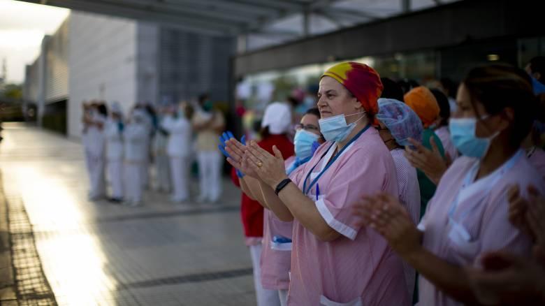 Κορωνοϊός: Η Ισπανία παρατείνει την καραντίνα έως και τις 9 Μαΐου