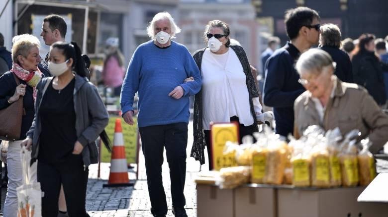 Κορωνοϊός: Αισιόδοξα μηνύματα στην Γερμανία - Μείωση σε θανάτους και κρούσματα για τρίτη ημέρα